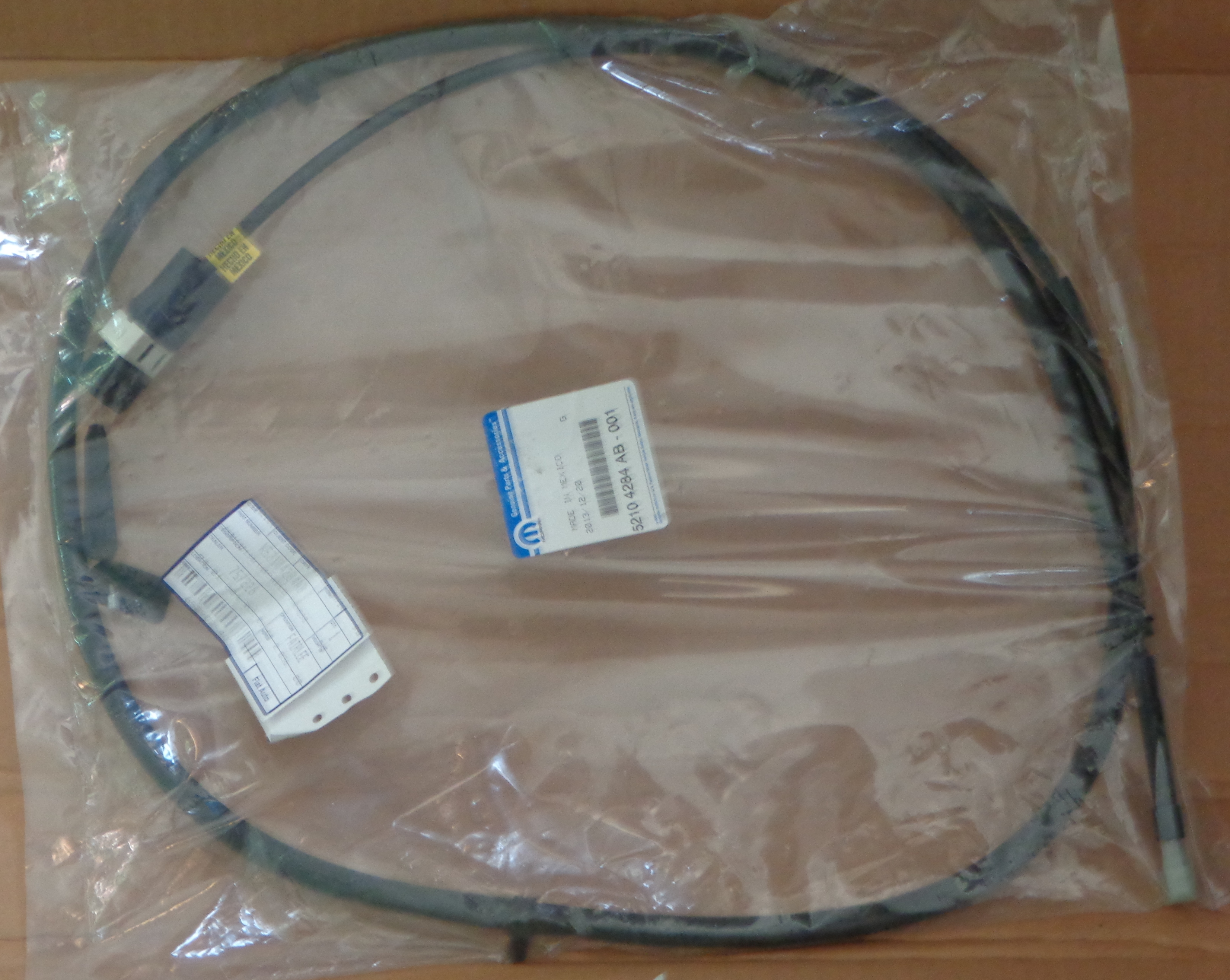 Ab on Dodge Ram 1500 Throttle Cable