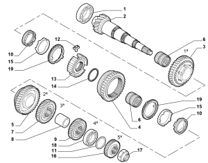 Ford 4 0 Engine Timing Chain Diagram